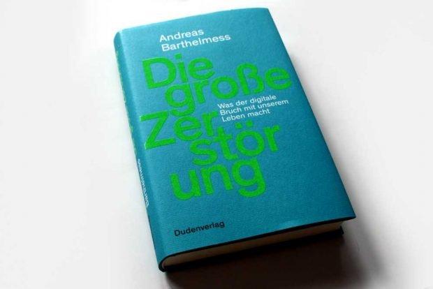 Andreas Barthelmess: Die große Zerstörung. Foto: Ralf Julke