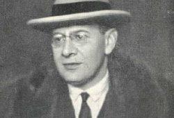 Gustav Brecher. Foto: Rudolf Dührkoop (1848-1918)