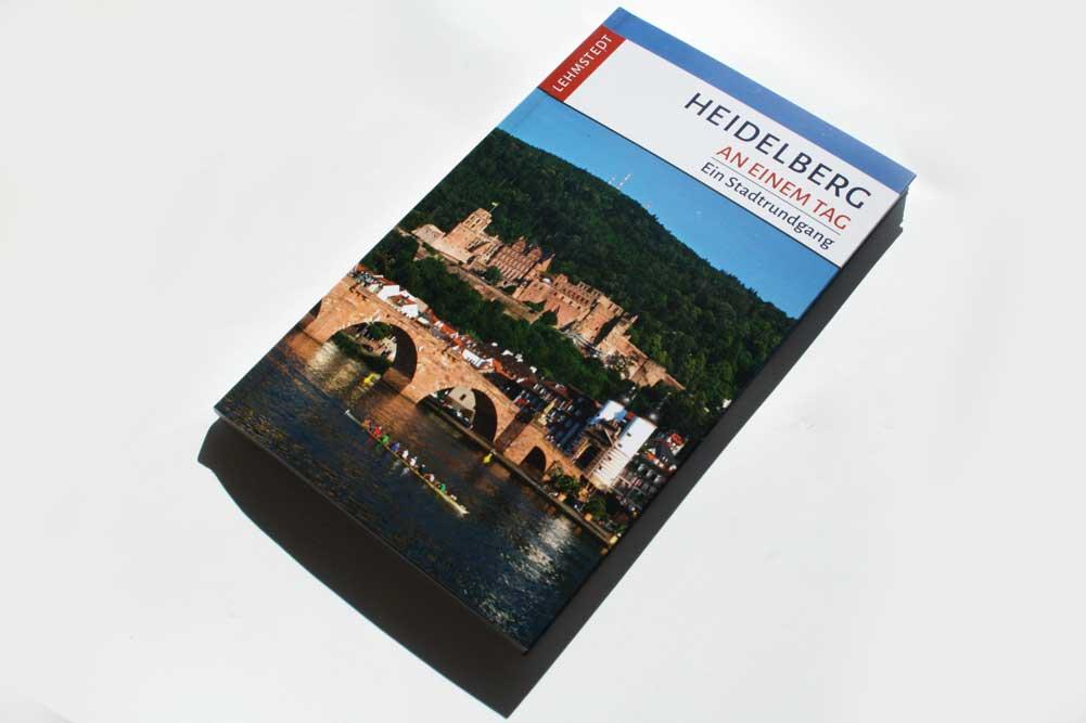 Andrea Reidt: Heidelberg an einem Tag. Foto: Ralf Julke