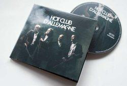 Hot Club d'Allemagne: Hot Club d'Allemagne. Foto: Ralf Julke