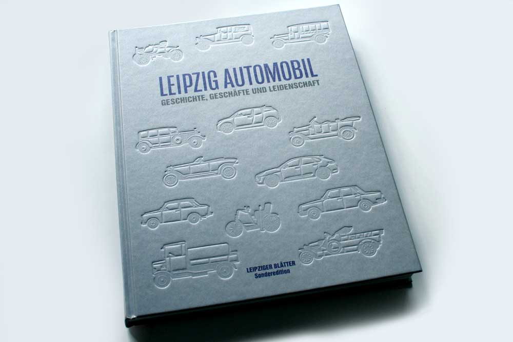 Kulturstiftung Leipzig (Hrsg.): Leipzig Automobil. F