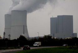 Kohlekraftwerk Lippendorf im Leipziger Südraum. Foto: Matthias Weidemann