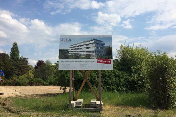 Der geplante Neubau in der Parkstadt Dösen. Foto: L-IZ