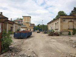 Bauarbeiten in der Parkstadt Dösen. Foto: L-IZ