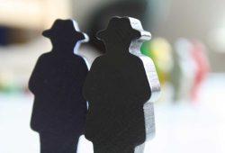 Zwei Typen, die sich für was Besonderes halten. Foto: Ralf Julke