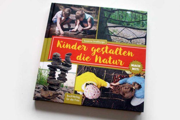 Susanne Straßburger: Kinder gestalten die Natur. Foto: Ralf Julke