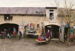 Soll zum Begegnungsort ausgebaut werden: Das Südhaus. Foto: Werkstatt für nachhaltiges Leben und Arbeiten e.V.