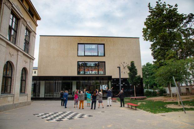 10 Jahre Grundschule und Hort forum thomanum. Quelle: forum thomanum Leipzig e. V.