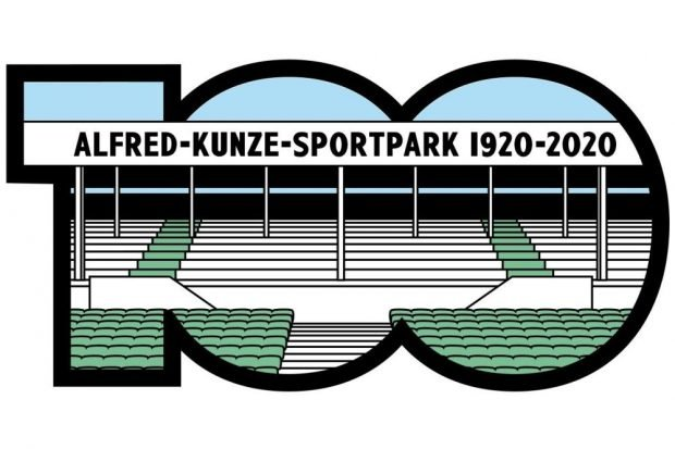 Das Logo zum AKS-Jubiläum.