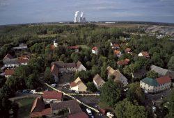 Pödelwitz. Quelle: Alle Dörfer bleiben