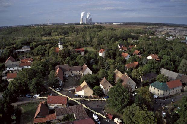 Pödelwitz ist gerettet, aber wie geht es nun weiter vor den Toren Leipzigs? Foto: Alle Dörfer bleiben