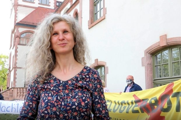 Anna Kaleri (B90/Die Grünen). Foto: L-IZ.de