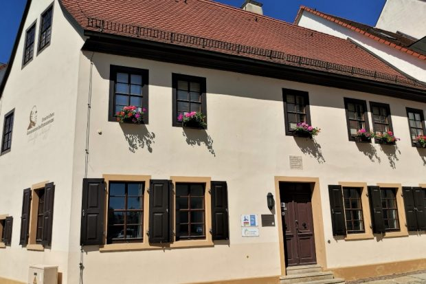 Außenansicht Schulze-Delitzsch-Haus. Quelle: Dt. Herm. Schulze-Delitzsch Ges.
