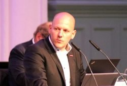Stadtrat Falk Dossin (CDU). Foto: L-IZ.de