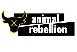 Logo Animal Rebellion