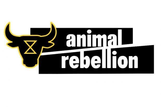 Logo Animal Rebellion