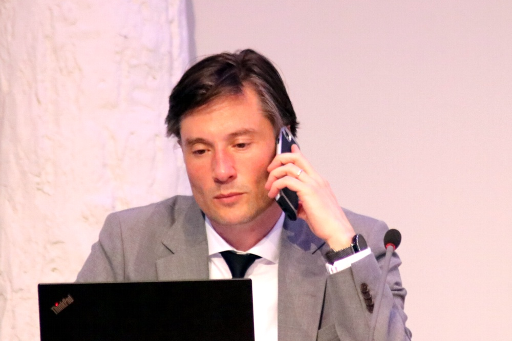 Ordnungsbürgermeister Heiko Rosenthal (Linke). Foto: LZ