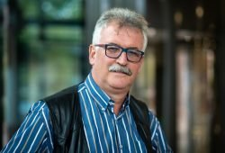 Prof. Dr. Josef Settele. Foto: Sebastian Wiedling / UFZ