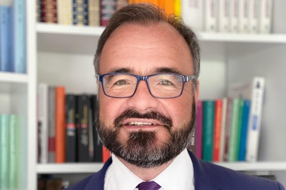Prof. Dr. Marc Liesching von der HTWK Leipzig. Quelle: HTWK Leipzig