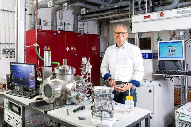 Prof. Dr. Marius Grundmann Foto: Universität Leipzig/Swen Reichhold