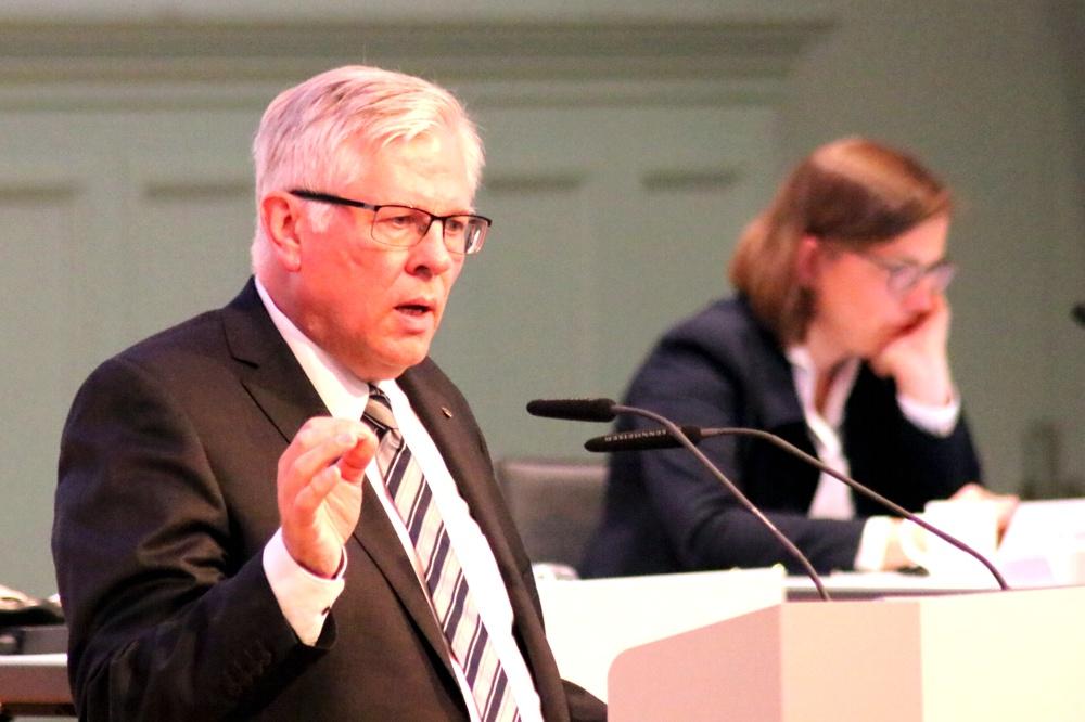 Landtagsabgeordneter und Leipziger Stadtrat Roland Ulbrich (AfD). Foto: L-IZ.de