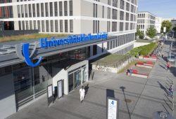 Im Krankenhaus sind Besuche ab Samstag wieder erlaubt. Foto: Stefan Straube / UKL