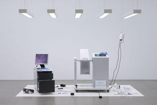 Dani Ploeger, Laboratory of Electronic Ageing (male grooming), 2019/20, Privatbesitz, © Künstler, Foto: PUNCTUM/A. Schmid