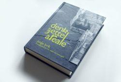 Aron Koban und Annett Groh (Hrsg.): Denkzettelareale. Foto: Ralf Julke
