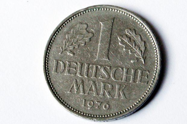 Ab 1. Juli 1990 Zahlungsmittel in Ost und West: die Deutsche Mark. Foto: Ralf Julke