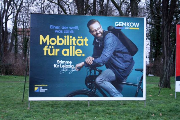 Sachsens Ex-Justizminister Gemkow äußert sich zum sogenannten Fahrradgate. Foto: L-IZ.de