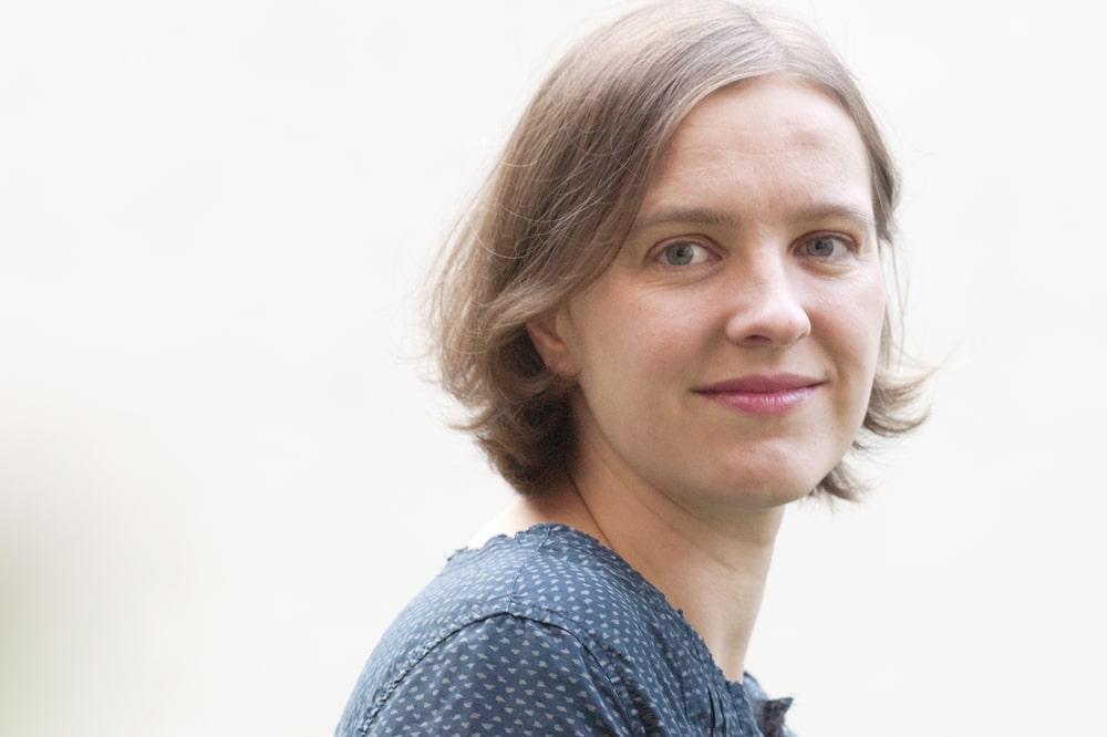 Franziska Gerstenberg. Foto: Birgitta Kowsky
