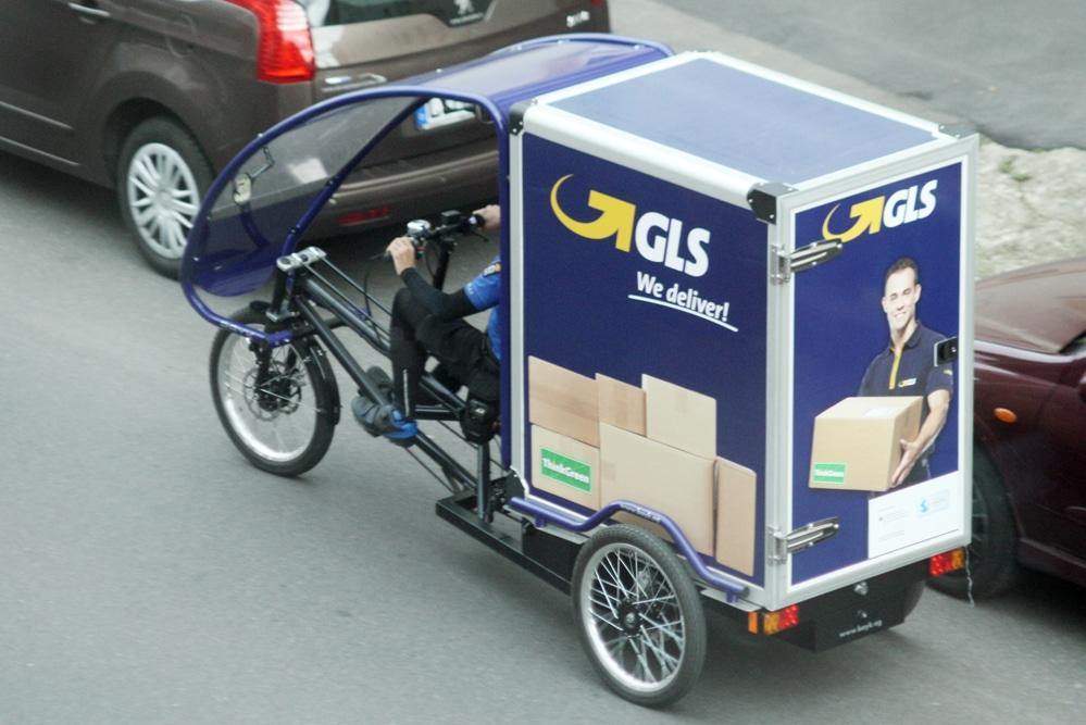 Lastenräder gehören in Leipzig schon zum Stadtbild. Foto: Ralf Julke