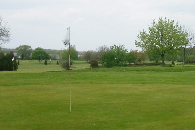 Golfplatz. Foto: Patrick Kulow