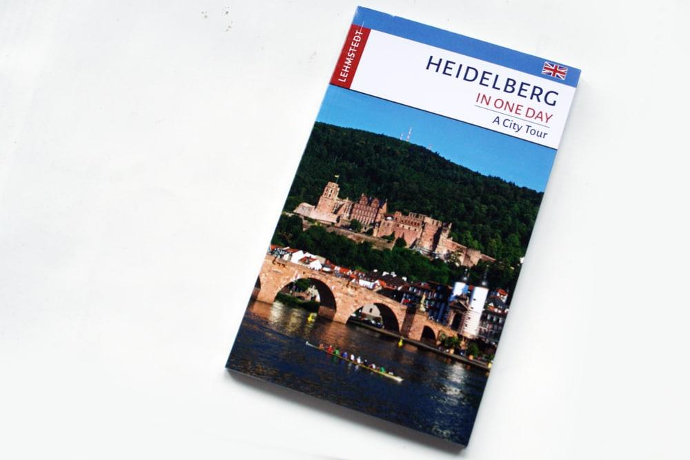 Andrea Reidt: Heidelberg in one Day. Foto: Ralf Julke