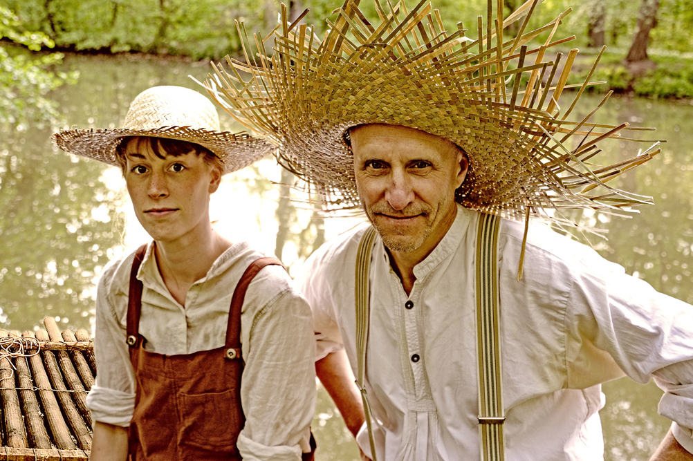Anuschka Jokisch und Alexander Fabisch. Foto: Armin Zarbock