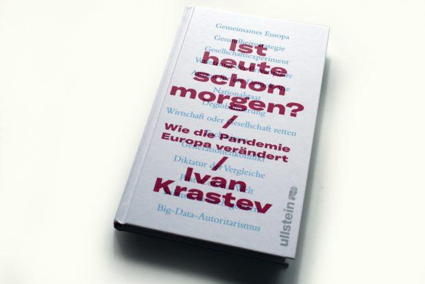 Ivan Krastev: Ist heute schon morgen? Foto: Ralf Julke