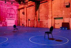 1:1-Spielort Kunstkraftwerk. Foto: Luca Migliore