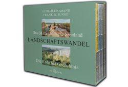 """Der Schuber """"Landschaftswandel"""". Foto: Sax Verlag"""