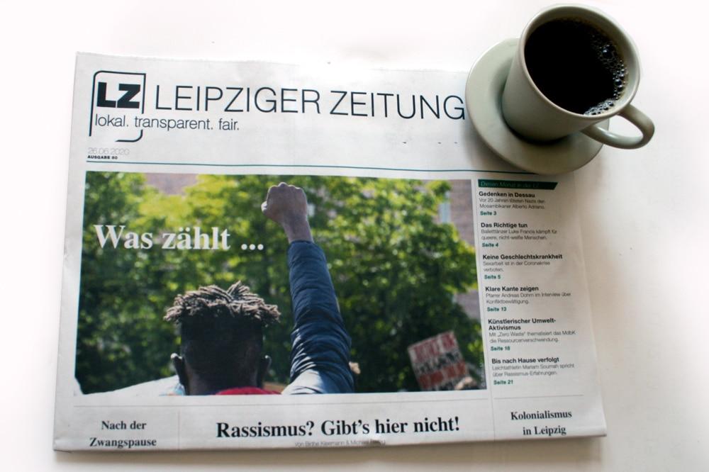 Leipziger Zeitung Nr. 80: Was zählt ... Foto: Ralf Julke