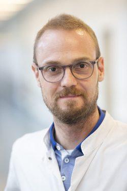 Privatdozent Dr. Robert Sucher. Foto: Stefan Straube/UKL