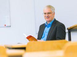 Prof. Dr. Gert Picke, Foto: Swen Reichhold/Universität Leipzig