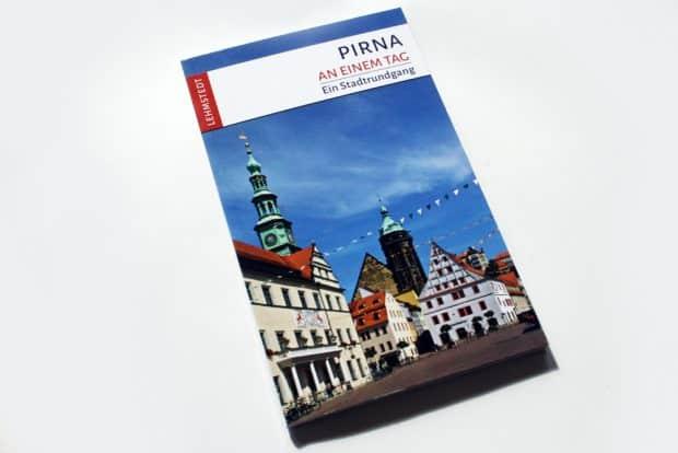 Uwe Winkler / Kristina Kogel: Pirna an einem Tag. Foto: Ralf Julke
