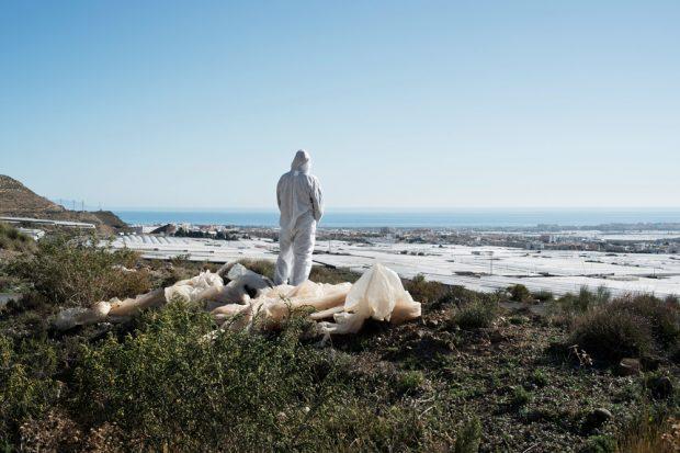 Raul Walch, Laborant's Pause, 2018, Privatbesitz. Foto: Raul Walch
