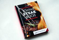 Jana Rogge: Kleines Steak Buch. Foto: Ralf Julke