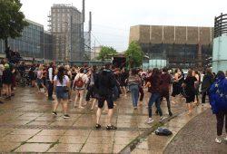 Schlussbilder: noch ein bisschen Tanzen ... Foto: L-IZ.de
