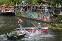 Wasserfest 2019. Foto: Lutz Zimmermann