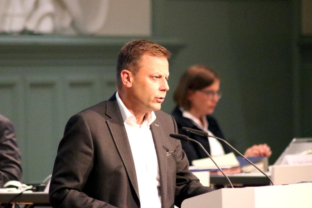 Finanzbürgermeister Torsten Bonew (CDU). Foto: L-IZ.de