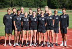 Das neu gegründete Distance-Team im SC DHfK Leipzig. Foto: larasch