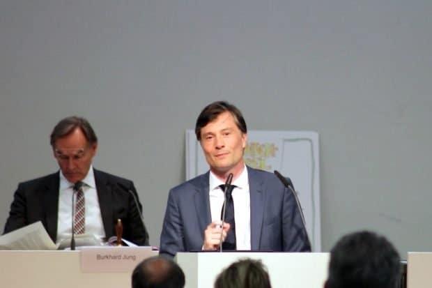 Heiko Rosenthal (Linke), Ordnungsbürgermeister und - wenn er im Herbst wiedergewählt wird - auch Klimadezernent Leipzigs. Foto: L-IZ.de