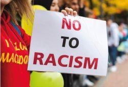 Interkulturelle Woche 2020 - No Racism. Foto: Koordinierungsstelle